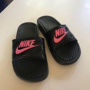 Nike Sandals.
